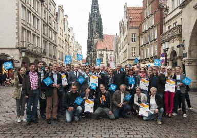 Münsters Wissen schafft