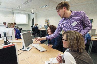 Info-Austausch Lehrkräfte