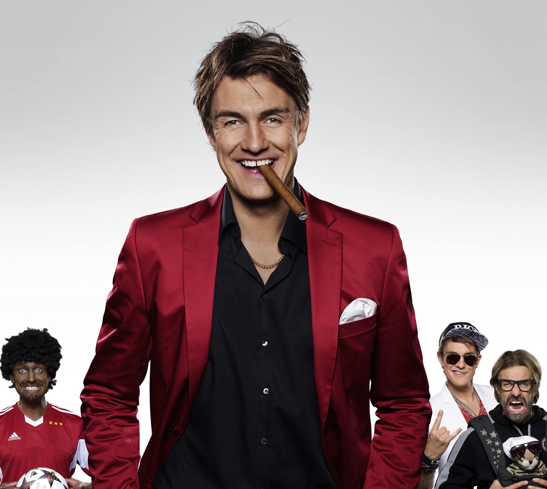 """Matze Knop mit seinem neuen Stand-Up-Comedy Programm: - """"Diagnose Dicke Hose"""""""