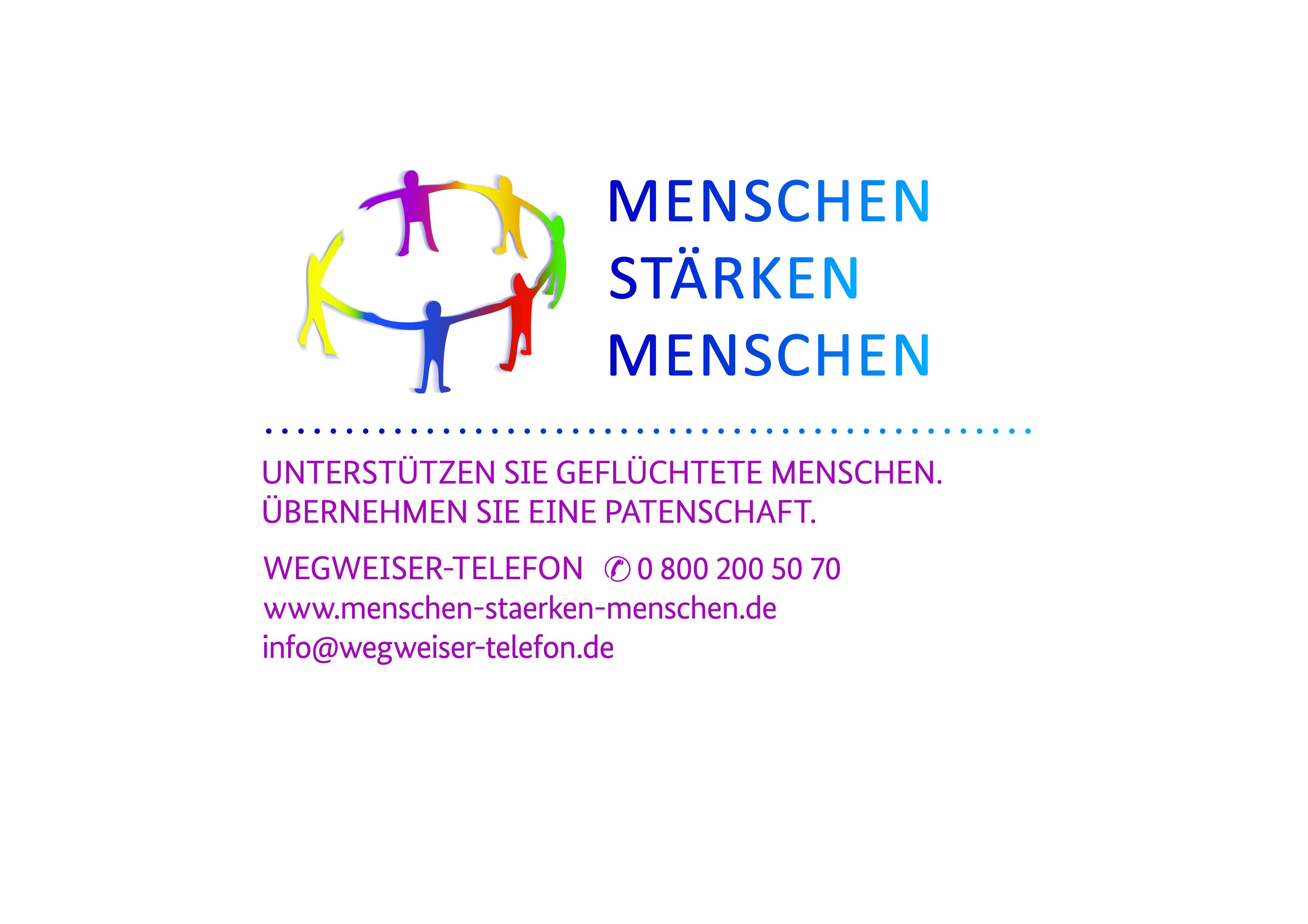 """Patenschaftsprogramm """"Menschen stärken Menschen"""" - Vor kurzem wurde die Stadt Cuxhaven in das Förderprogramm"""