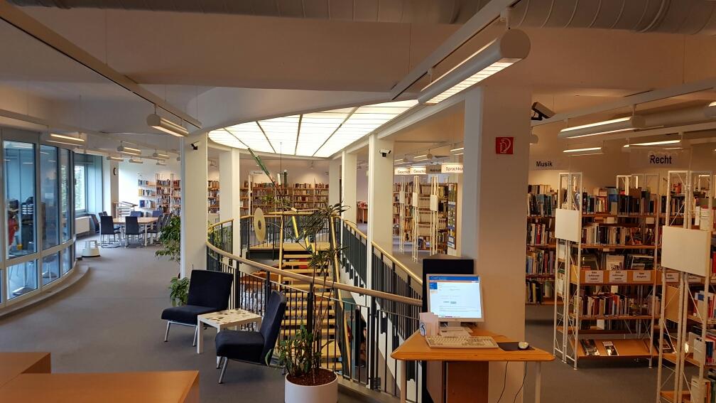 Stadtbibliothek Cuxhaven wieder geöffnet – mit neuen Öffnungszeiten