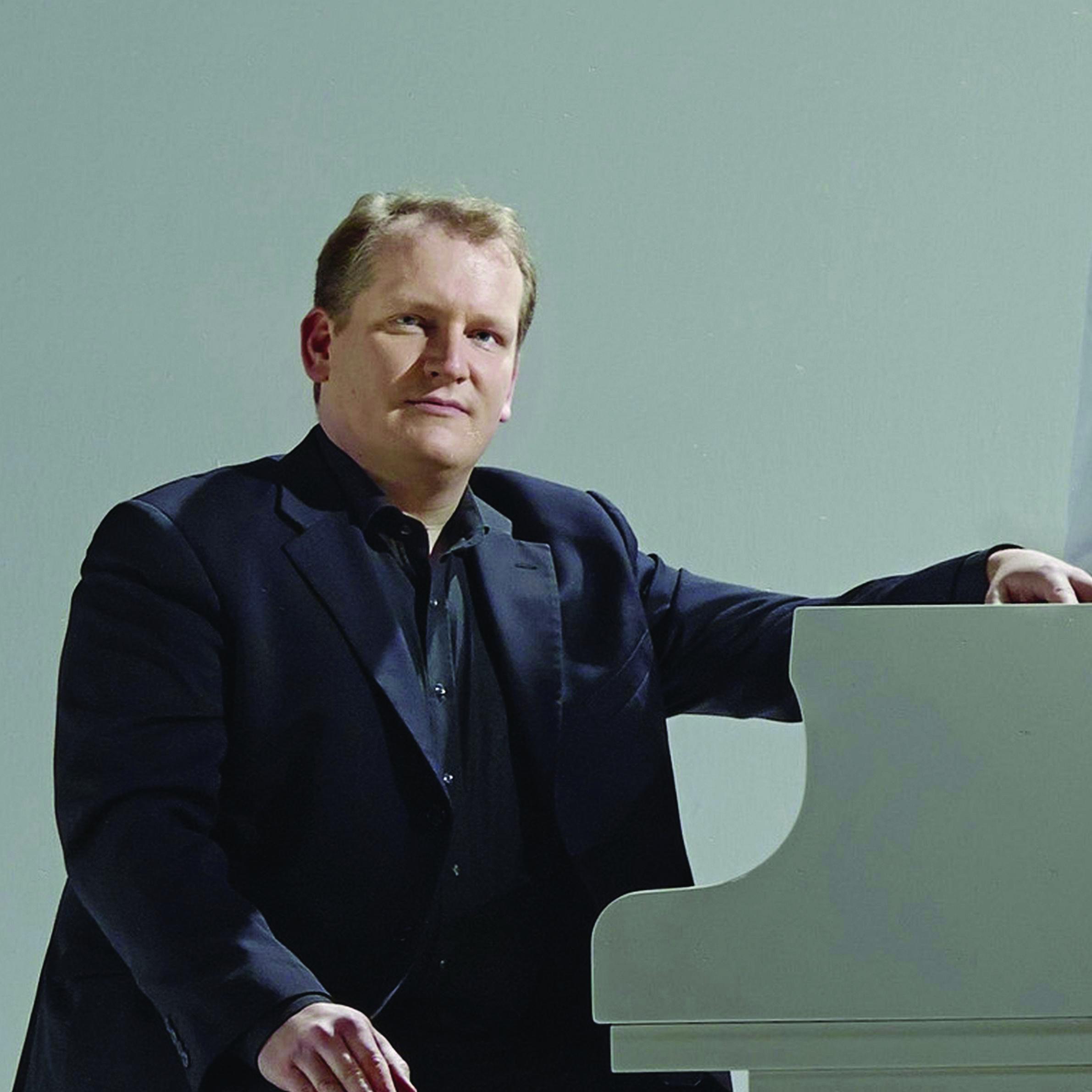 """""""Der Barpianist"""" - von und mit David Harrington -"""