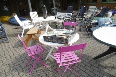 Gartenstühle Sperrmüllbörse