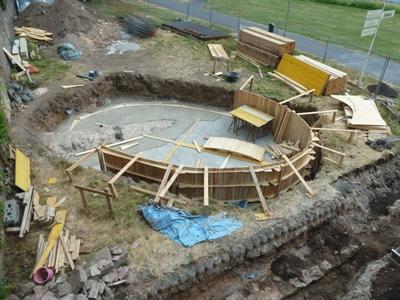 ©  - Baustelle unterm Schloss 1