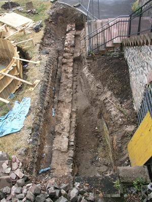 ©  - Baustelle unterm Schloss 3