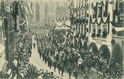 Kaiserbesuch 1907