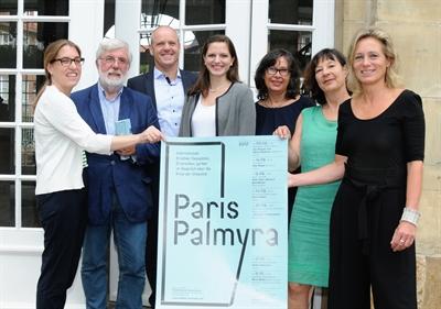 Paris Palmyra