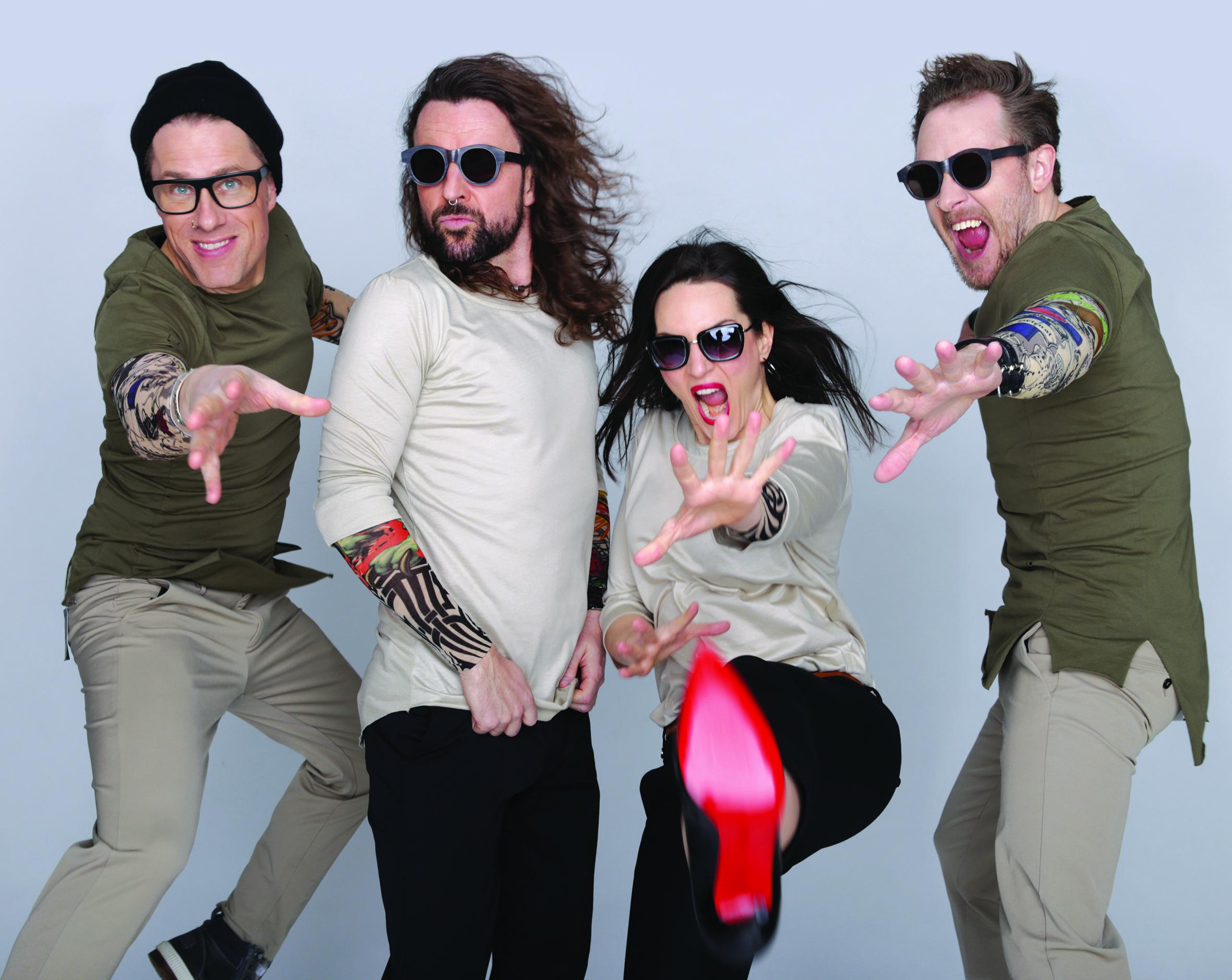 A-Cappella-Pop mit LaLeLu  -