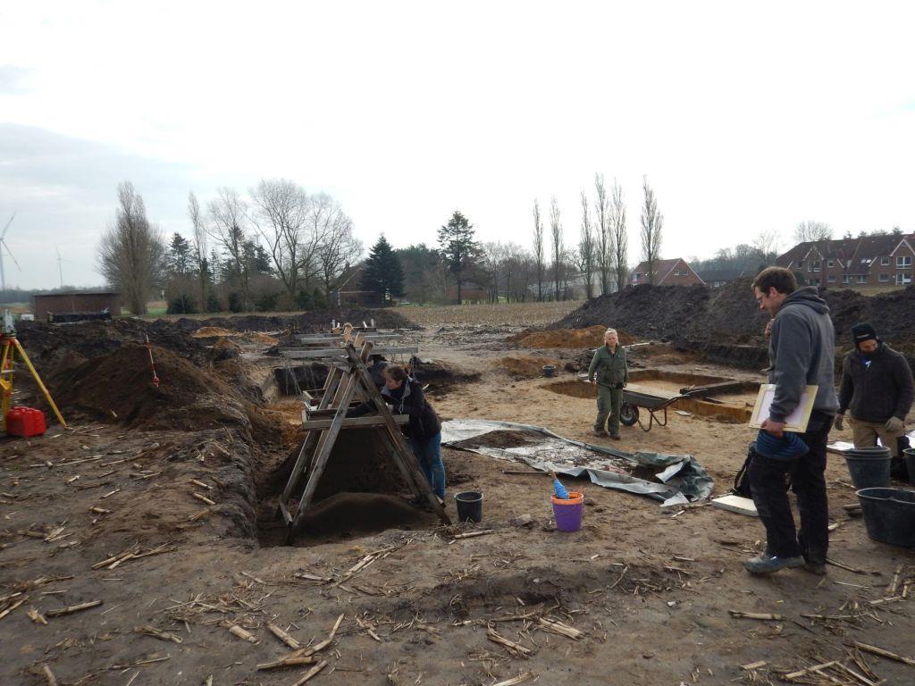 Archäologie in Cuxhaven - Forschungen zu alten und neuen Fundplätzen - Vortragsankündigung