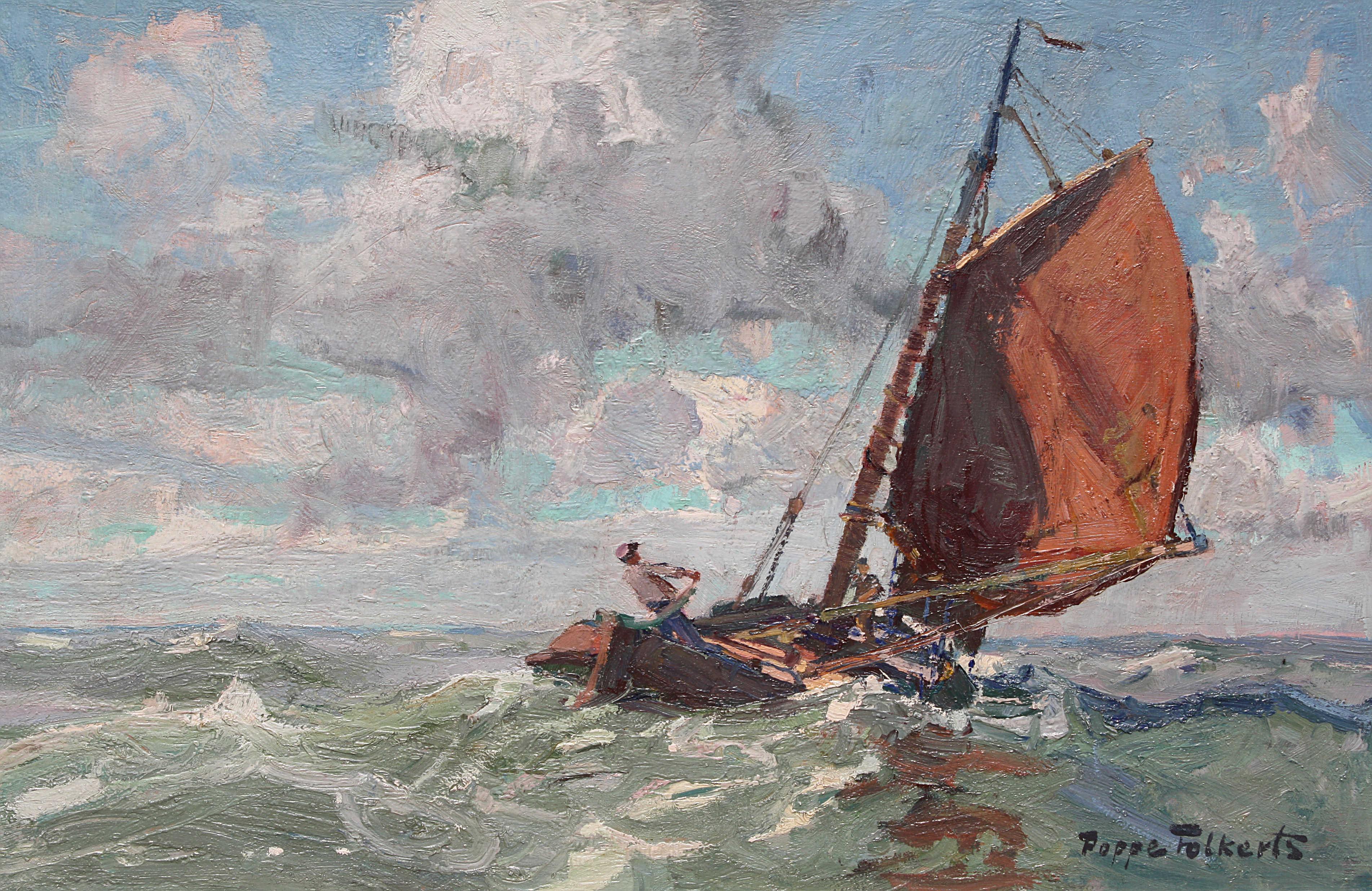 """Der Norderneyer Seemaler Poppe Folkerts - Sonderausstellung im Museum """"Windstärke 10"""""""