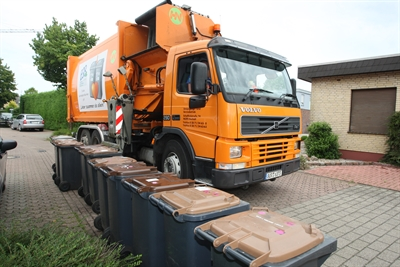 ©  - Müllabfuhr des ESB
