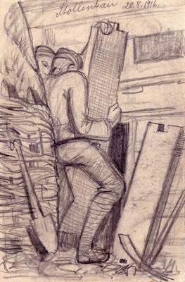 Aloys Röhr: Stollenbau