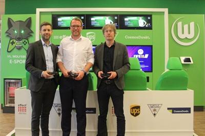 ©  - Niedersächsischer Staatssekretär für Digitalisierung, Stefan Muhle, zu Gast beim VfL Wolfsburg E-Sport