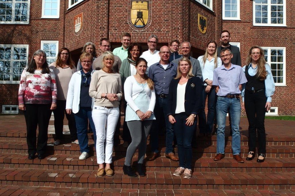 Stadt Cuxhaven fördert den Führungskräftenachwuchs