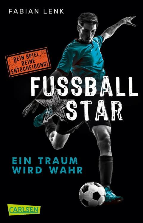 Fußball-Lesung mit Fabian Lenk