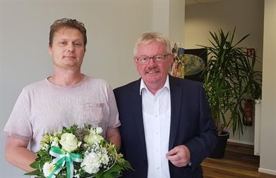 Dr. med Boris Brandenberg neuer Hausarzt in Bocholt