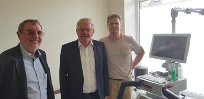 Dr. med. Boris Brandenberg neuer Hausarzt in Bocholt - Foto 2