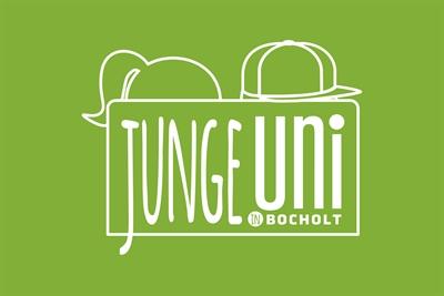 JUNGE UNI in BOCHOLT - Logo