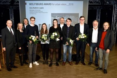 Wolfsburg Award, Preisträgerin Ann-Kathrin Lepke