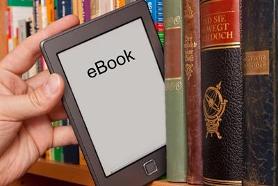 Stockfoto / Symbolfoto E-Book (Foto: Markus Bormann/Adobe Stock)