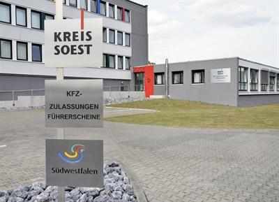 Interne Fortbildung in Zulassungsstelle Lippstadt
