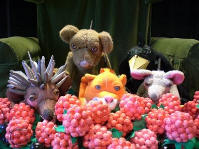 Bocholter Puppenspieltage 2019:  Figurentheater am 13. und 14.2.