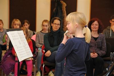 Musikschule: Workshop Holzbläser