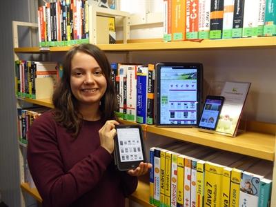 eBooksprechstunde in der Stadtbibliothek Bocholt