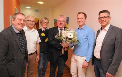 Dr. Enno Meyer neuer niedergelassener Hausarzt