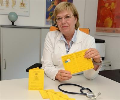 Impfstatus prüfen - Impflücken schließen