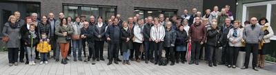 Belgier zu Kirmes in Bocholt