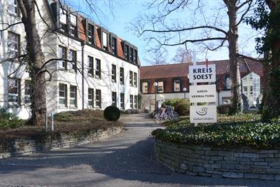 Kreishaus in Soest