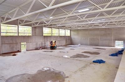 Neue Dreifachsporthalle am Börde-Berufskolleg
