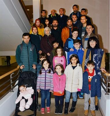 Besuchergruppe informierte sich über UN-Kinderrechtskonvention