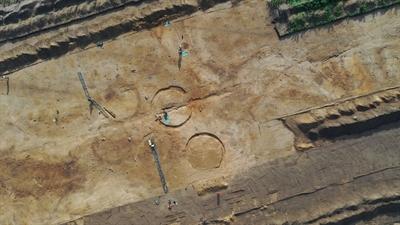 Archäologische Funde Sonnenkamp II
