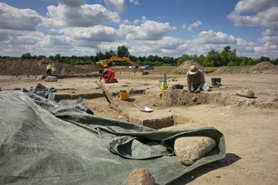 Archäologische Funde Sonnenkamp III