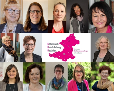 Die Arbeitsgemeinschaft der kommunalen Gleichstellungsbeauftragten im Kreis Borken teilt mit, dass die Präsenzveranstaltungen der Reihe