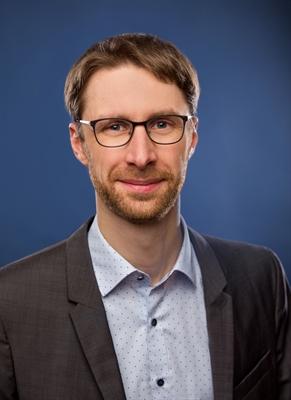 Historiker Flemming N. Feß, Kurator für Sonderausstellungen im kult Westmünster-land