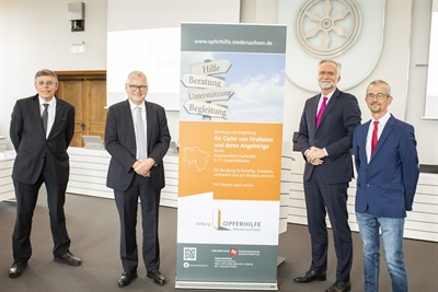20 Jahre Stiftung Opferhilfe Niedersachsen