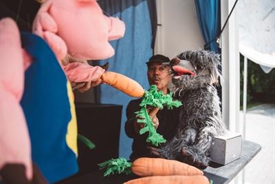 Das mobile, innovative Figurentheater