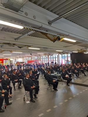 Versammlung Feuerwehr August 2021 2