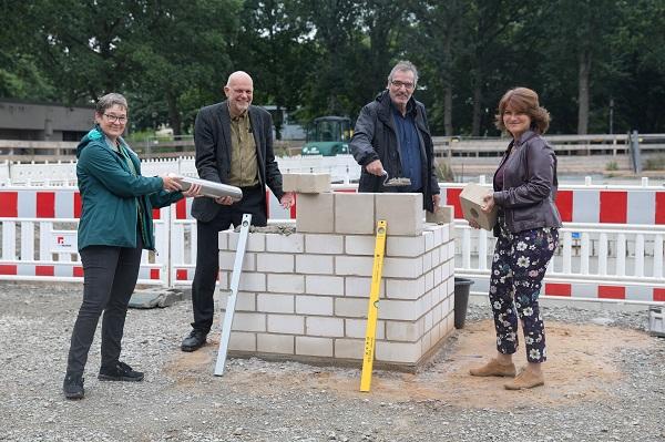 Grundsteinlegung Ernst-Leinius-Schule