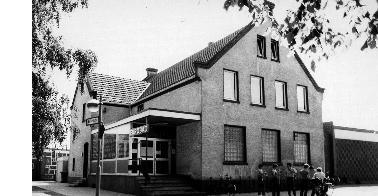 Das ehemalige Eurobad in Suderwick im Jahr 1980.