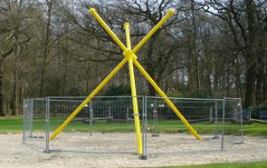 Klettergerüst Schlosspark Herten : Stadt herten