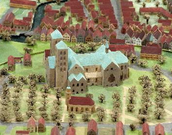 Stadtmodell von 1533