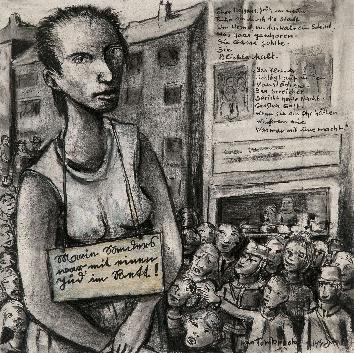 Hans Tombrock: Marie Sander