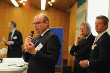 OB Lewe bei Verkehrskonferenz