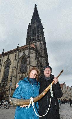 Martje Salje und Wolfram Schulze