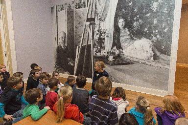 Kulturstrolche im Picasso-Museum