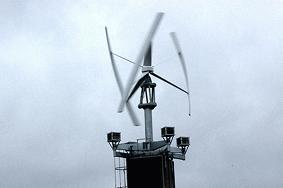 Windkraftanlage AWM